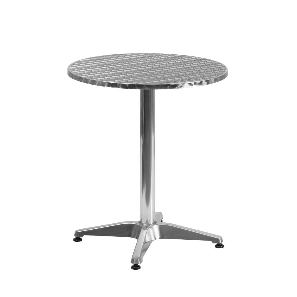 23.5RD Aluminum Table