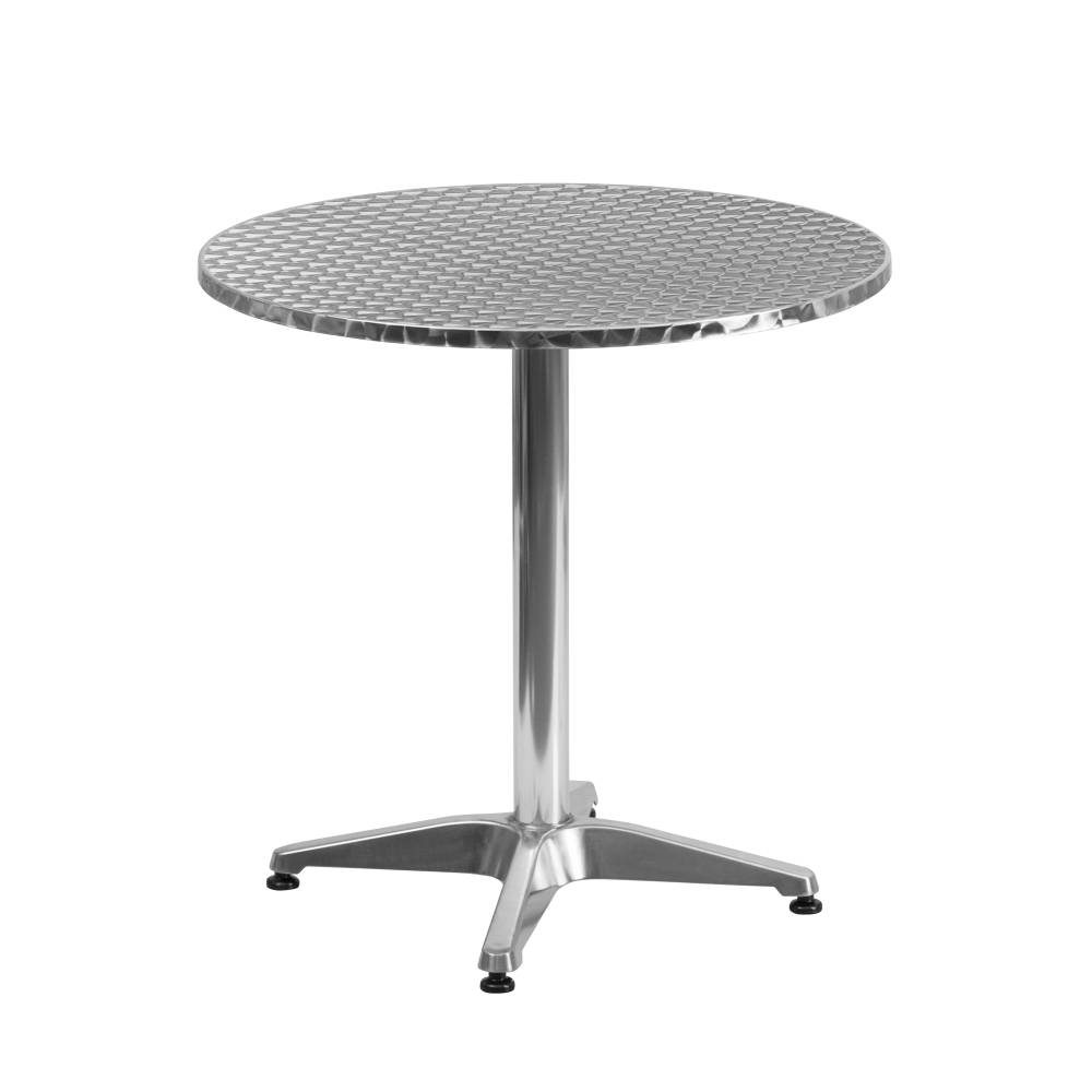 27.5RD Aluminum Table