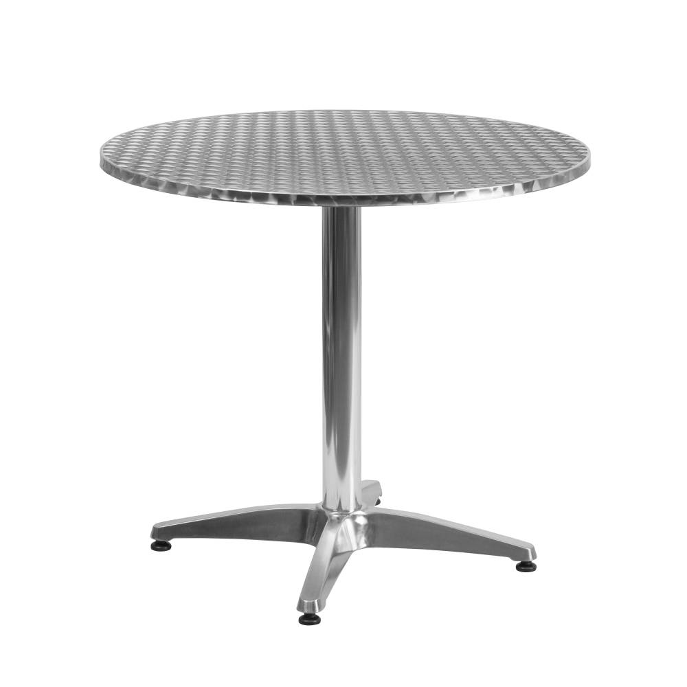 31.5RD Aluminum Table